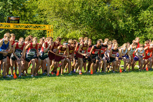 Brebeuf Harvey Invitational
