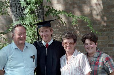 TAMU Graduation (8 May 1987)