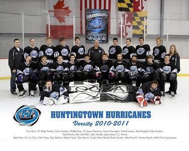 Huntingtown Ice Hockey 2010-2011