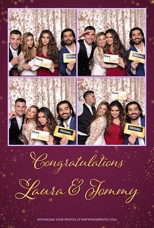 Laura & Tommy Wedding