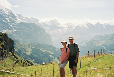 2006  Germany, Austria, Switzerland