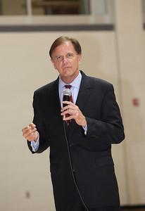 Guest Speaker/Author Tom Morgan
