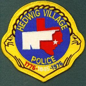 Hedwig Village Police