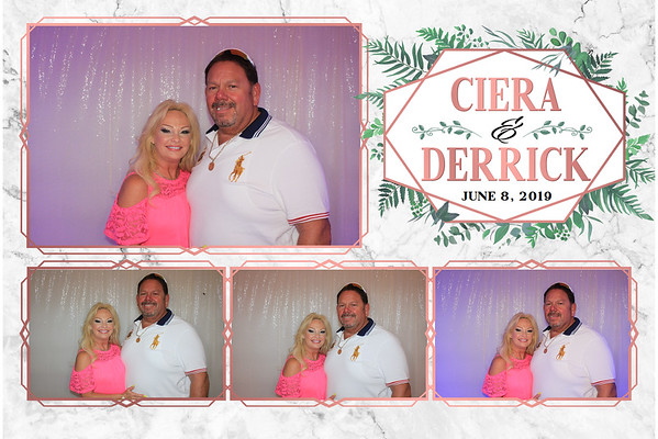 Ciera and Derrick Prints