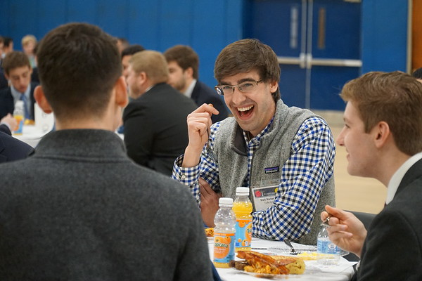 Alumni Mentor Breakfast