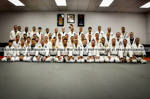 Rickson Gracie Seminar - June 10 2012