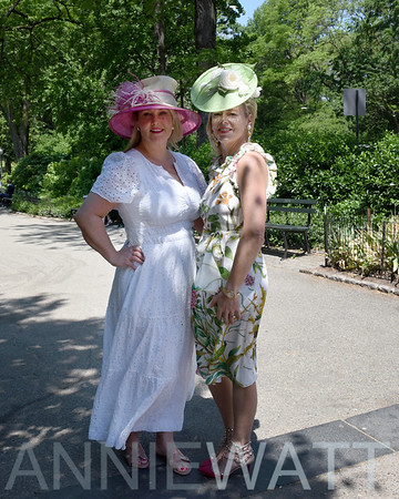 May 18, 2021 Claire Bloom at Hat Luncheon