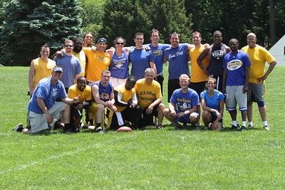 2014 Faculty Flag Football