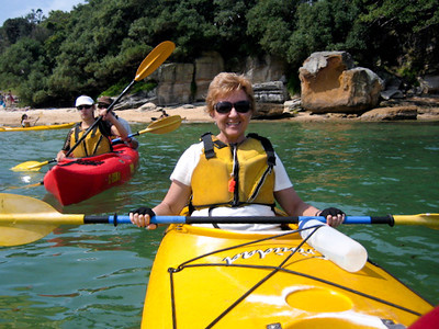 Sydney Kayak Tour