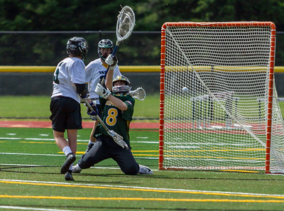 Into the Second quarter, Set four: Vashon Vultures Lacrosse v Sehome LAX Playoffs 05/18/2019
