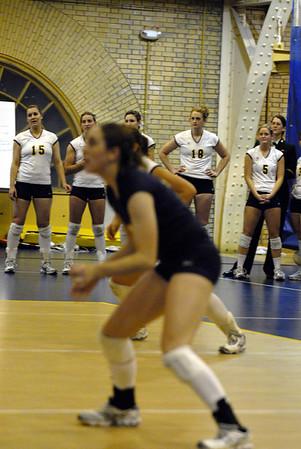 USNA Volleyball