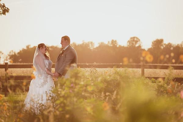 The Clark Barlage Wedding