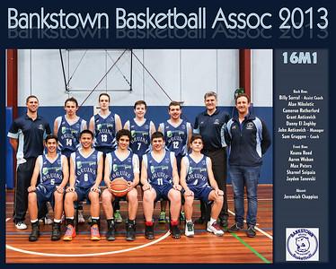 Bankstown Team Photos 2013