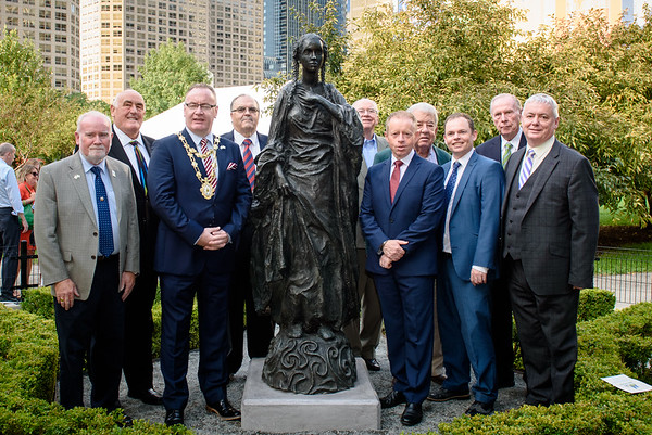 8-15-2017 20th anniversary of the Galway hosted by Sister Cities