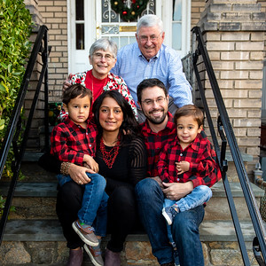 Sonal & Kevin's Family Portraits