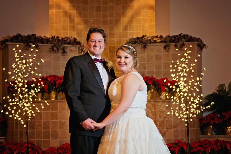 Kirby & Samantha Wedding