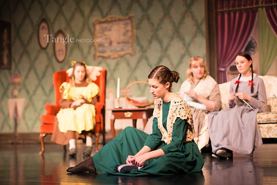 MHS Drama Club - Little Women