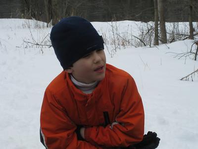 2011-02-27 A frosty xc ski picnic