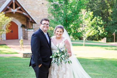 Andrew & Searcy | Married