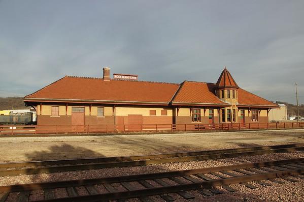 Iowa Depots