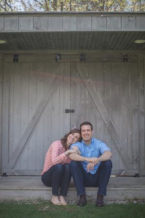 Brea + Blaine: Engagement Proofs