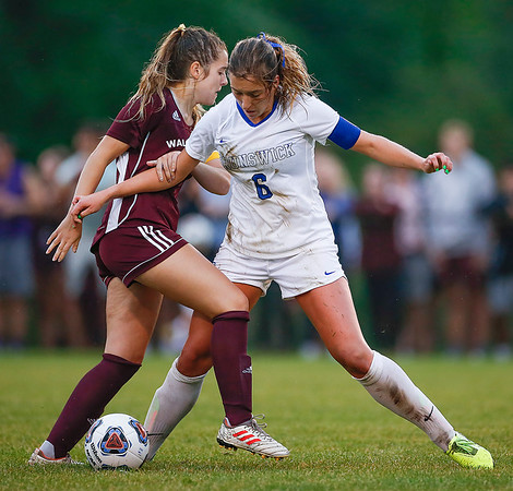 Brunswick proves its might with tie of Walsh Jesuit