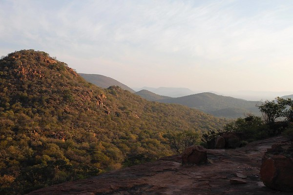 2016 - Botswana - Gaborone - Kgale Hill