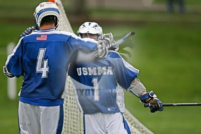 4/11/2013 - NCAA D3 - United States Merchant Marine Academy vs. Bryn Athyn College - Ebert Field, Bryn Athyn, PA
