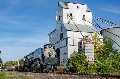 Union Pacific 844 Levasy, Missouri October 17, 2016