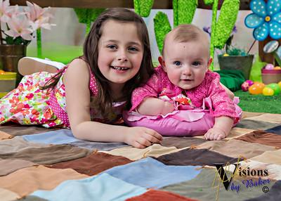 Penelope and Savannah
