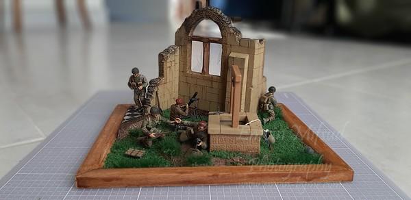 Arnhem diorama