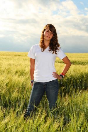 Sara's Senior Year 2010-2011