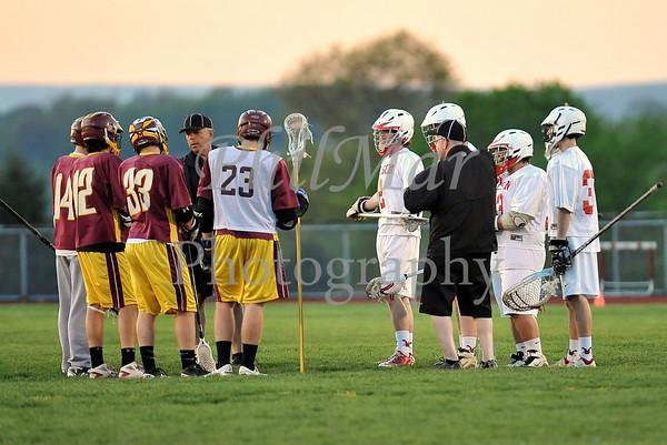 Wilson VS Mifflin Boys Lacrosse 2010 - 2011