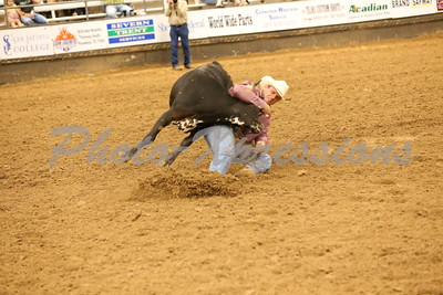 STEER WRESTLING Wednesday September 27