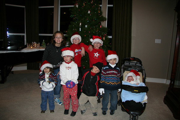 2006 Shorehaven Christmas Caroling
