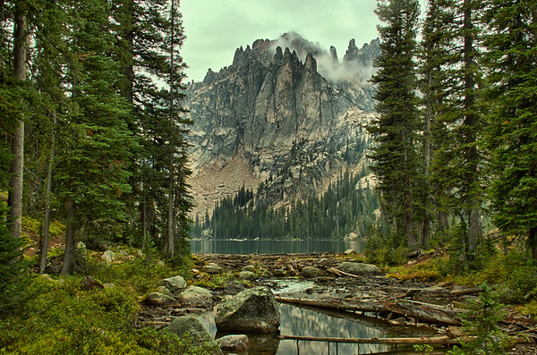 Sawtooth Wilderness 9/2015