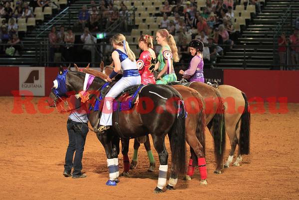 2011 11 12 Equitana Trick_Riding_Championships