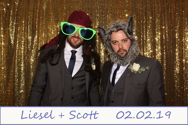 Liesel + Scott