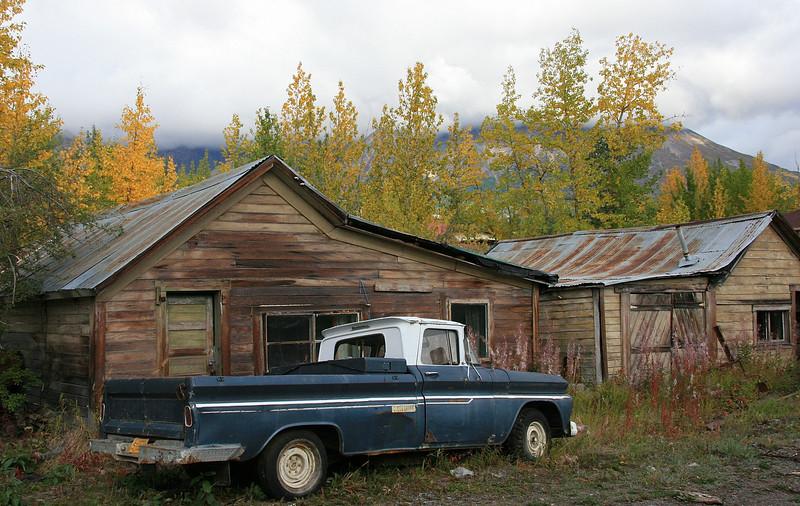 McCarthy, Alaska.