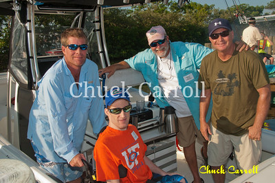 The Friendliest Catch Outing for the Physically & Mentally Challenged - 2012