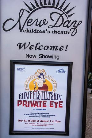 Rumpelstiltskin Private Eye- New Day Childrens Theater