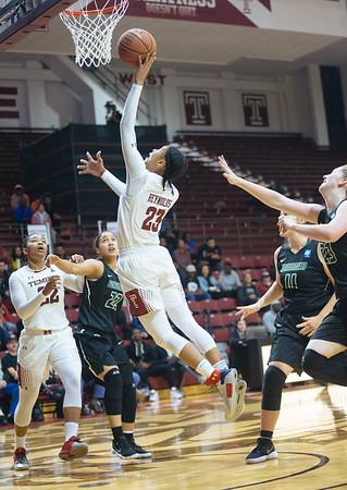 Temple vs. Wagner Womens Basketball