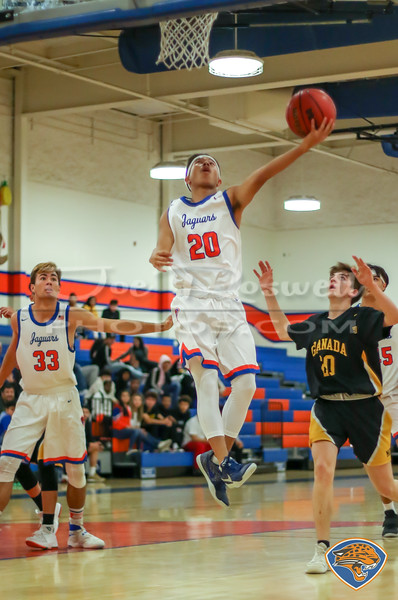 2018 - Kimball vs. Granada - Varsity Basketball