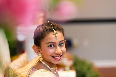 Sindhu's Saree Ceremony - Aparna