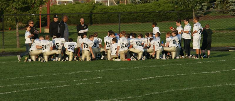 Miller Football 2012