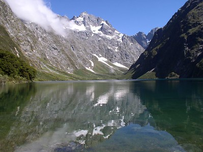 Milford Sounds and Lake Marian