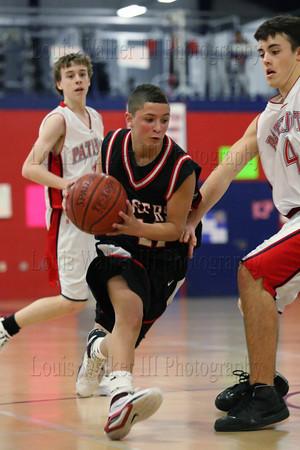 Basketball - High School JV 2009-10