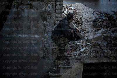 Syria Fall 2013
