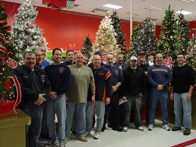 December 2008 - Christmas Shopping