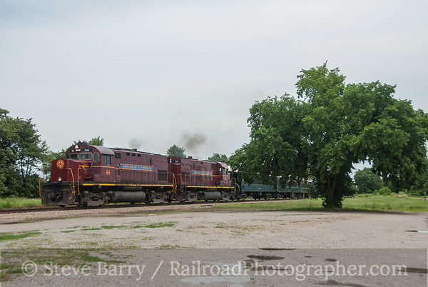 Arkansas & Missouri Exeter, Missouri June 15, 2014